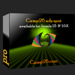 """Camp26 Ads Spot Module"", another style for your joomla! advertisements"